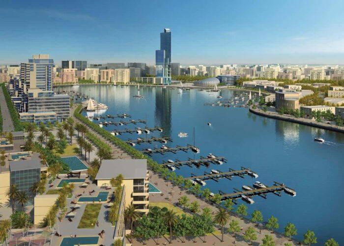 Bahrain Financial Harbour 53 floored