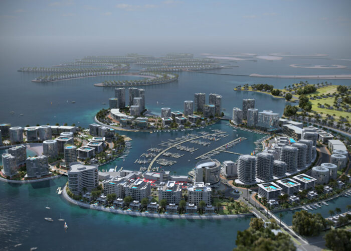 Island Resort Project Durrat Al Bahrain scaled